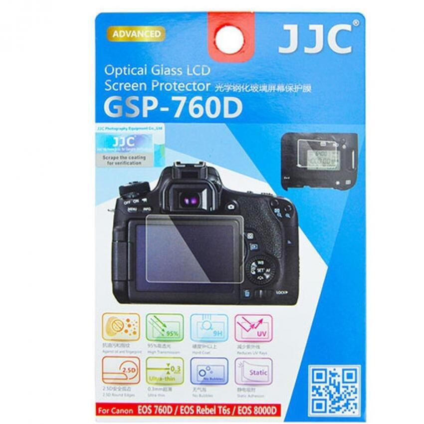 JJC GSP-760D Tempered Class for canon 760D Camera Screen Protector 9H Hardness