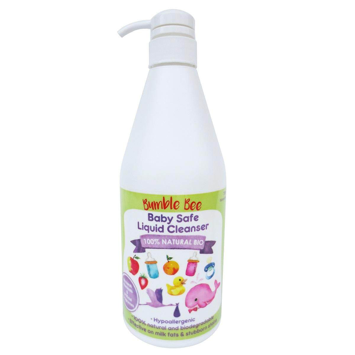Bumble Bee Baby Safe Liquid Cleanser (Bottle 750ml)