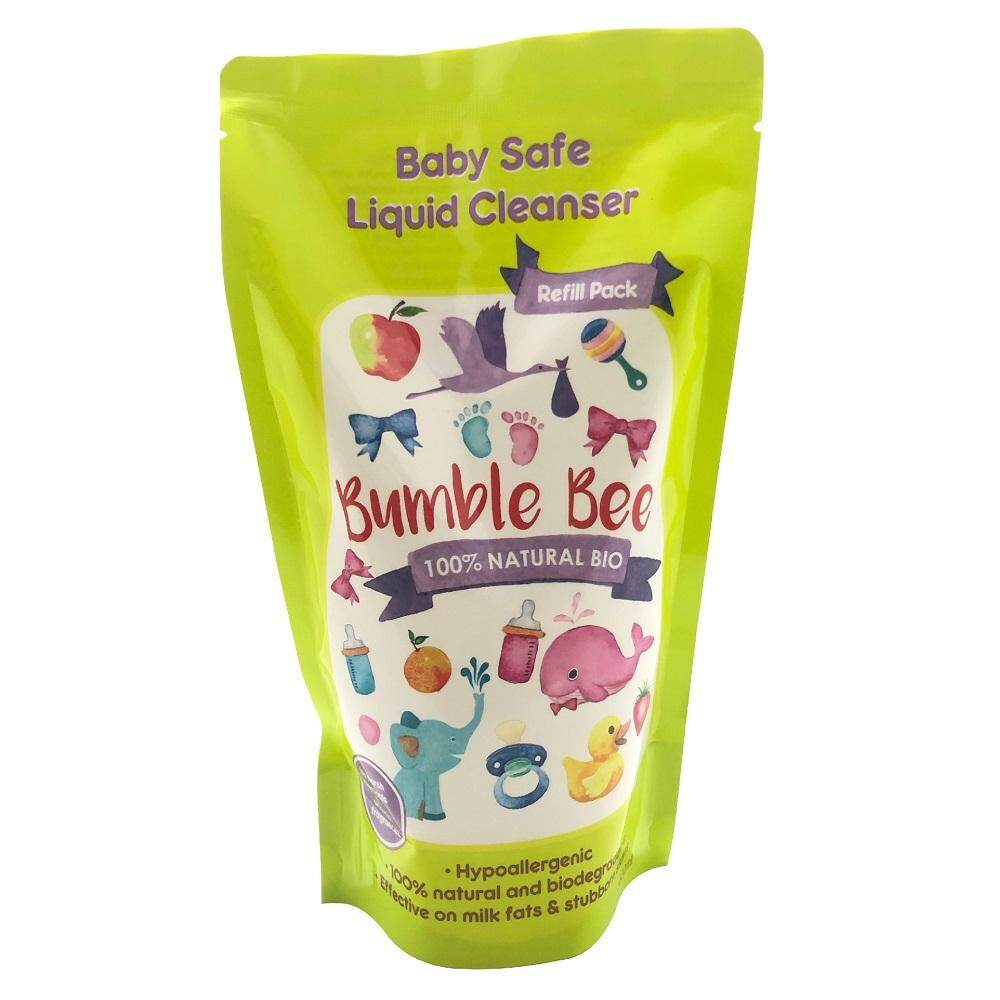 Bumble Bee Baby Safe Liquid Cleanser (Refill Pack - 600ml)