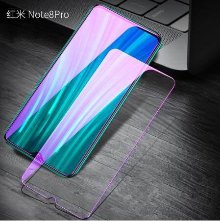 Tempered Glass for Xiaomi Redmi NOTE 8 PRO - 2.5D Curve Screen Protector [Anti-Blue]