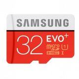 Samsung EVO Plus 32GB Class 10 Micro SDHC Card with Adapter