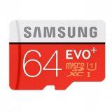 Samsung EVO Plus 64GB Class 10 Micro SDXC Card with Adapter