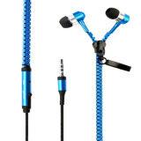 Sound Bytes Super Bass Zipper In-Ear Earphones  (Blue)