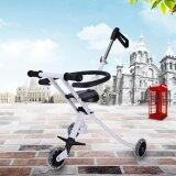 Super Light-Weighted Indoor & Outdoor Easy Foldable Kids Stroller