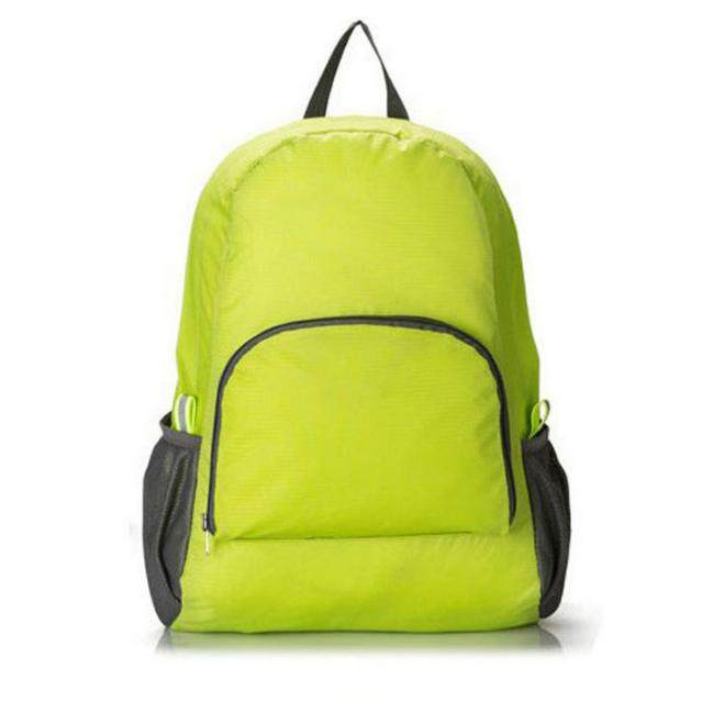 Light Weight Fold-able Travel Backpack Bag Outdoor Sport Folding Hiking Camping Storage Bag Waterproof Shoulder Bags
