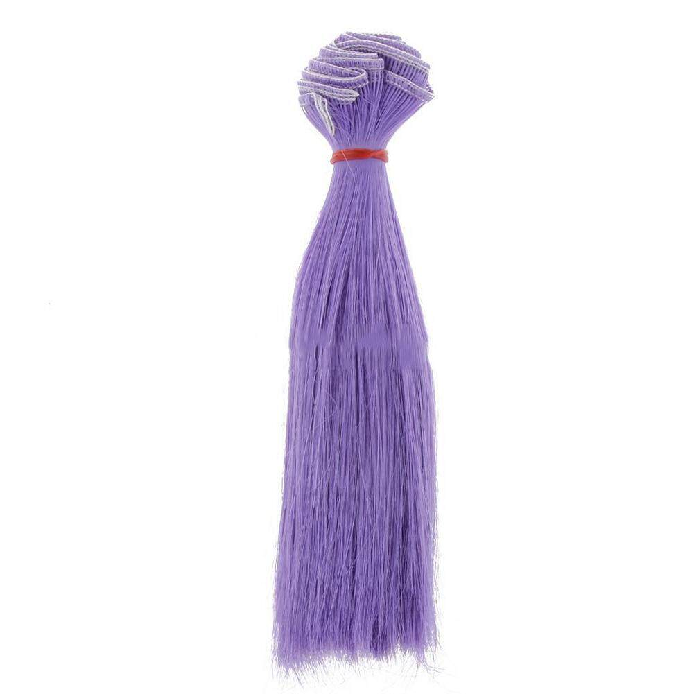 DIY Teguran Rambut Lurus untuk 1/3 1/4 1/6 BJD Sd Boneka Aksesoris-Internasional