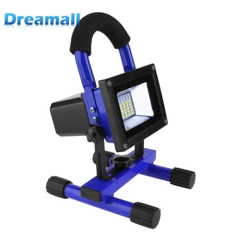 Bảng giá Camping Floodlight Projector Work Light DICN 60W Hand-held LED(Blue)-EU - intl
