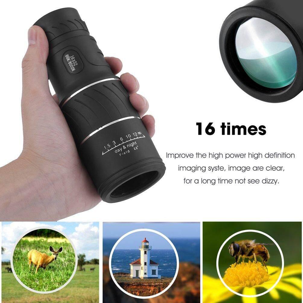 16 X 52 Definisi Tinggi Optik Teropong Penglihatan Malam Yang 16x52 By Bermata Satuidr134000 Rp 158 000