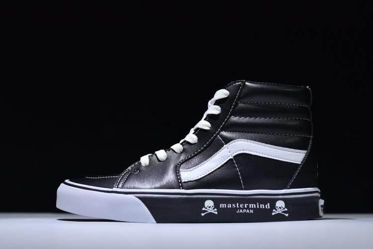 Original VANS SK8 HI Mastermind japan VN000D5IB8C Men Women Sport Fashion  Shoes Sneakers ETA- 49bf711687