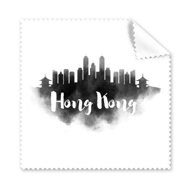 Hong Kong Cina Tinta Gelas Kota Lap Pembersih Baju Hadiah Pembersih Layar HP 5 Pcs-Intl