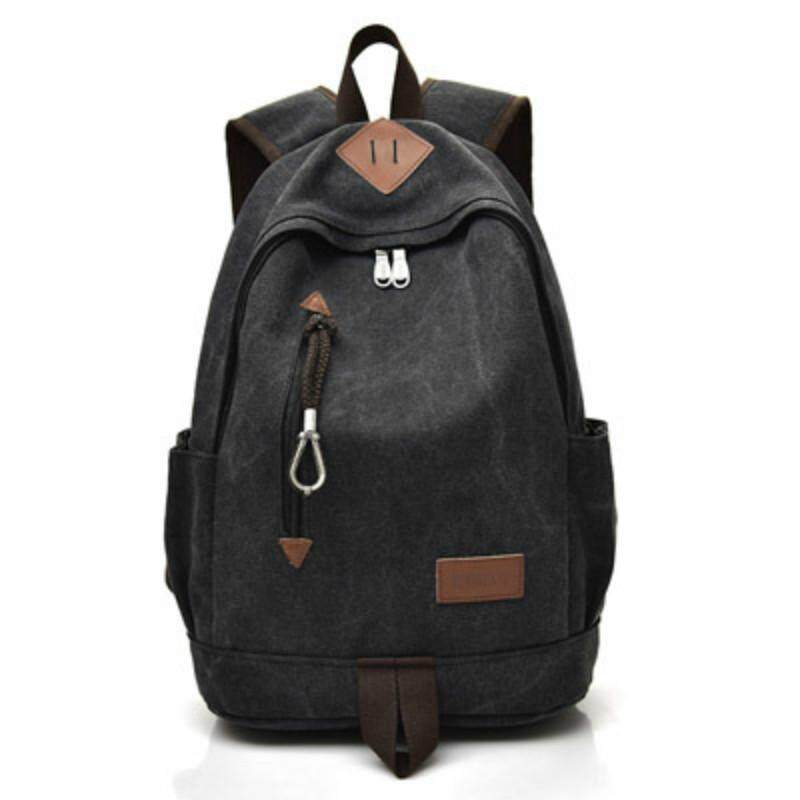 c379a4175288 Unisex Design Backpack Book Bags for School Backpack Casual Rucksack  Daypack Oxford Canvas Laptop Fashion Man