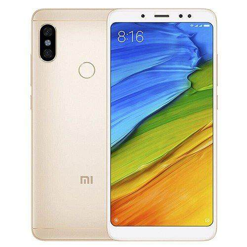 Xiaomi Redmi Note 5 64GB 4GB RAM Global ROM with Playstore (Imported Set)