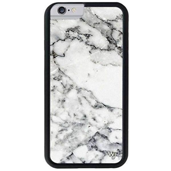 Bunga Liar Edisi Terbatas iPhone Case untuk iPhone 6 Plus, 7 Plus, atau 8 PLUS Marmer)-Intl