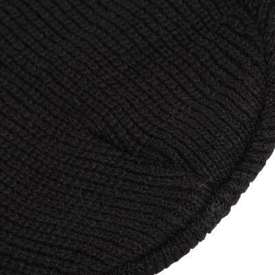 Warm Male Skiing Cold-proof Windproof Headgear Motorcycle Face Mask (BLACK)