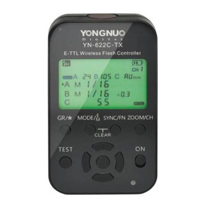 Yongnuo YN-622C-TX Nirkabel TTL Blitz Pengendali Pemancar untuk Canon-Internasional