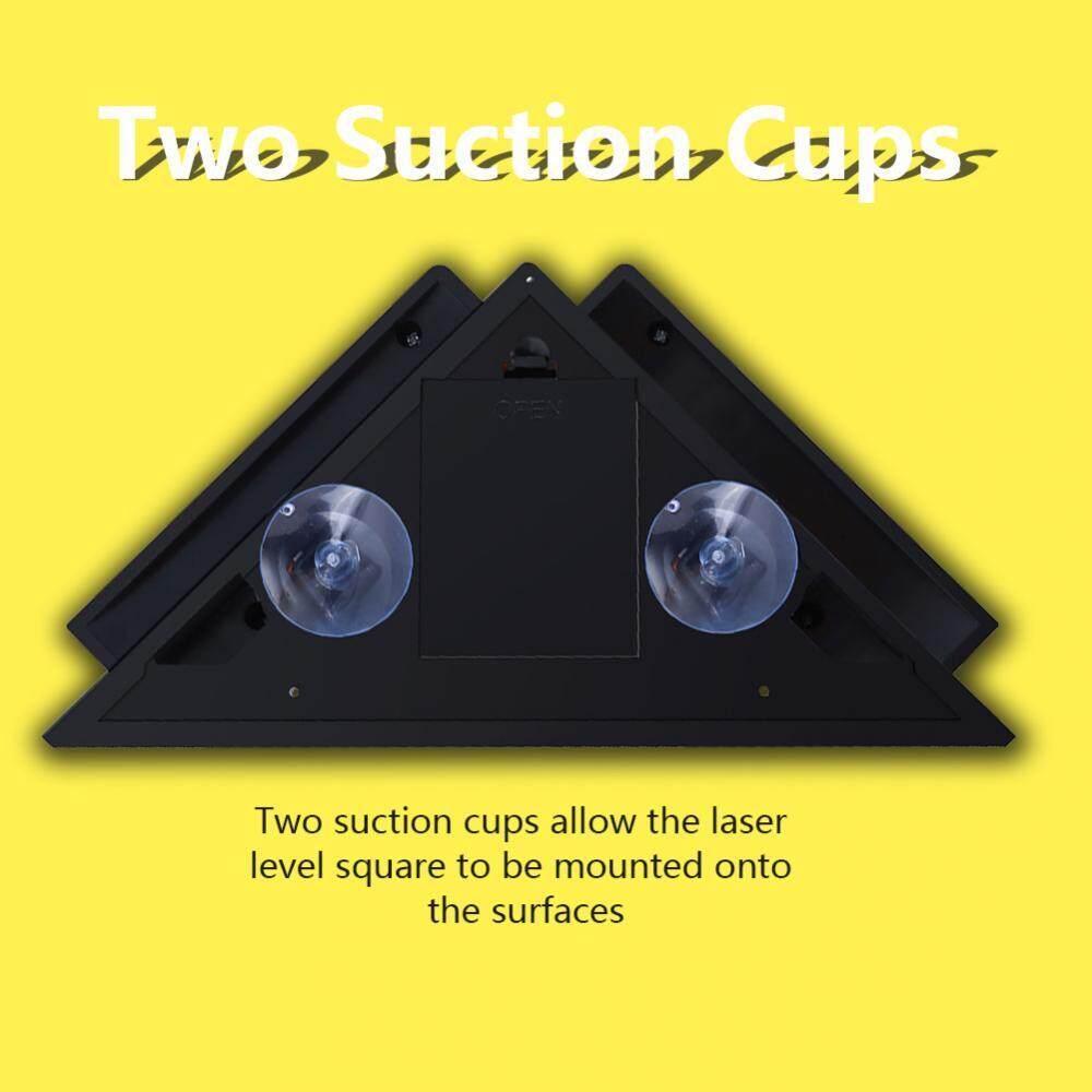 Sudut Siku 90 Derajat Mesin Penggiling Vertikal Horisontal Tingkat Laser Baris Proyeksi Peralatan .