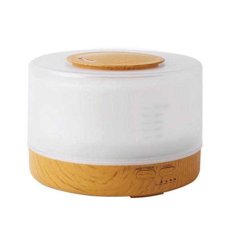 aoyou Cool Mist Humidifier Home Fragrance Diffuser 2-in-1, Classical Style With 7 Colors Light Mode, Large Capacity Enough For 16 Hrs Working, Sleep Mode - intl Singapore