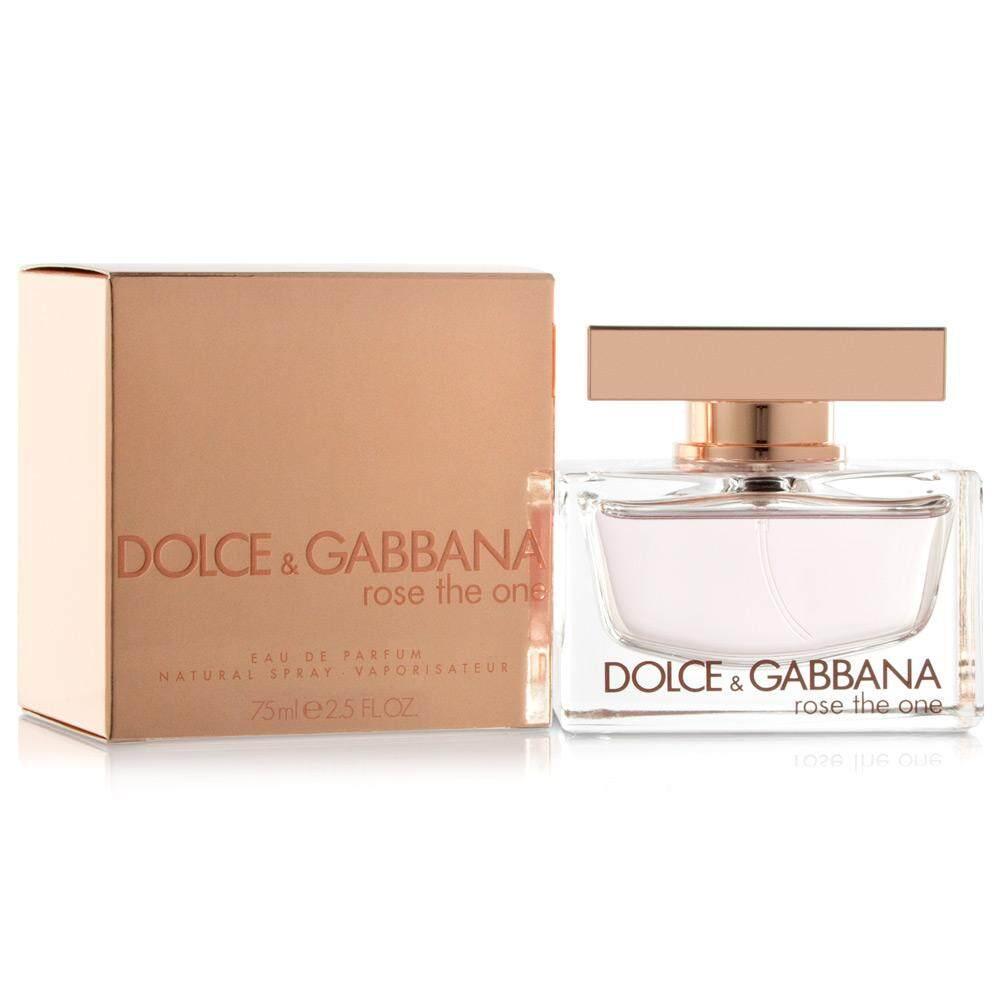 Dolce Gabban Rose The One EDP 75ML Premium High Quality Long Lasting Guarantee