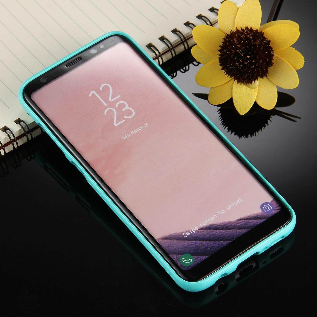 Fitur Mercury Goospery Jelly Case For Samsung Galaxy S8 Tpu Glitter Iphone 6 6s Pearl Mint Powder Drop Proof Protective Back