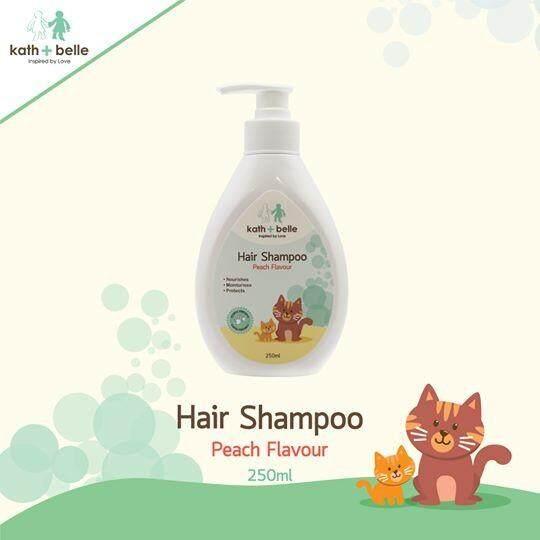 Kath + Belle Hair Shampoo (Peach)