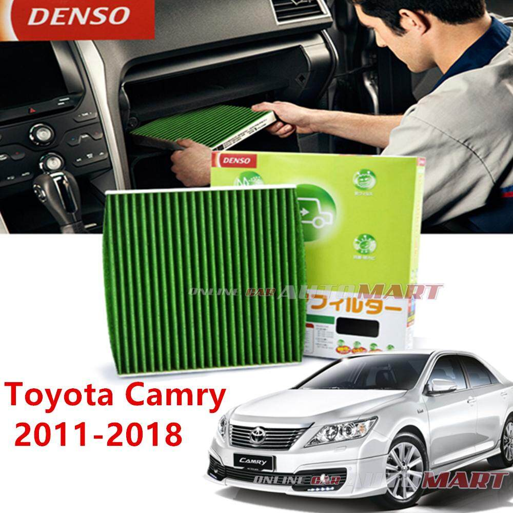 DENSO Cabin Air Filters (Air Conditioner Filter) DCC-1009 for Toyota Camry Yr 2011-2018