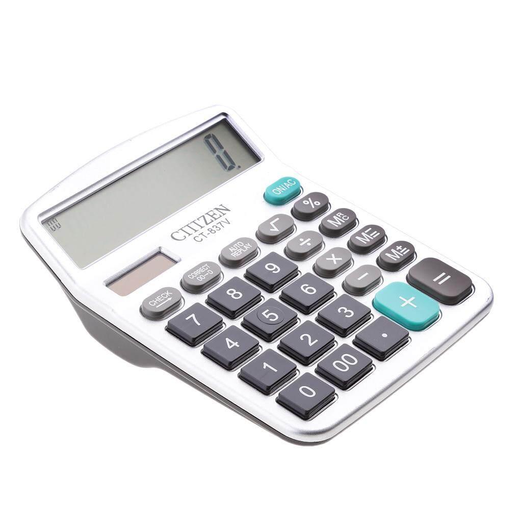 Buy Scientific Calculators Stationery Lazada Kalkulator Citizen Ct 570es Silver Miracle Shining Calculator Standard Functional Desktop 12digit Large Display