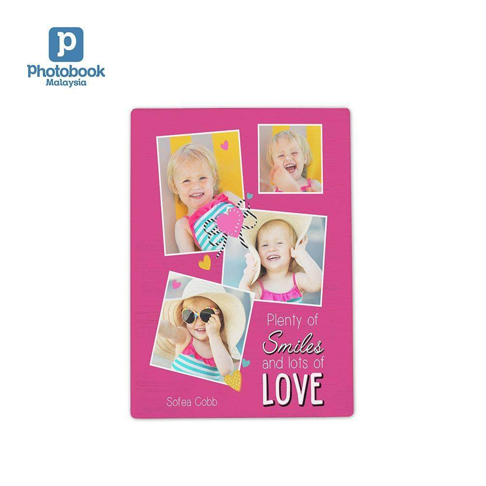 """[e-Voucher] Photobook Malaysia 5"""" x 7"""" Desktop Plaque"""