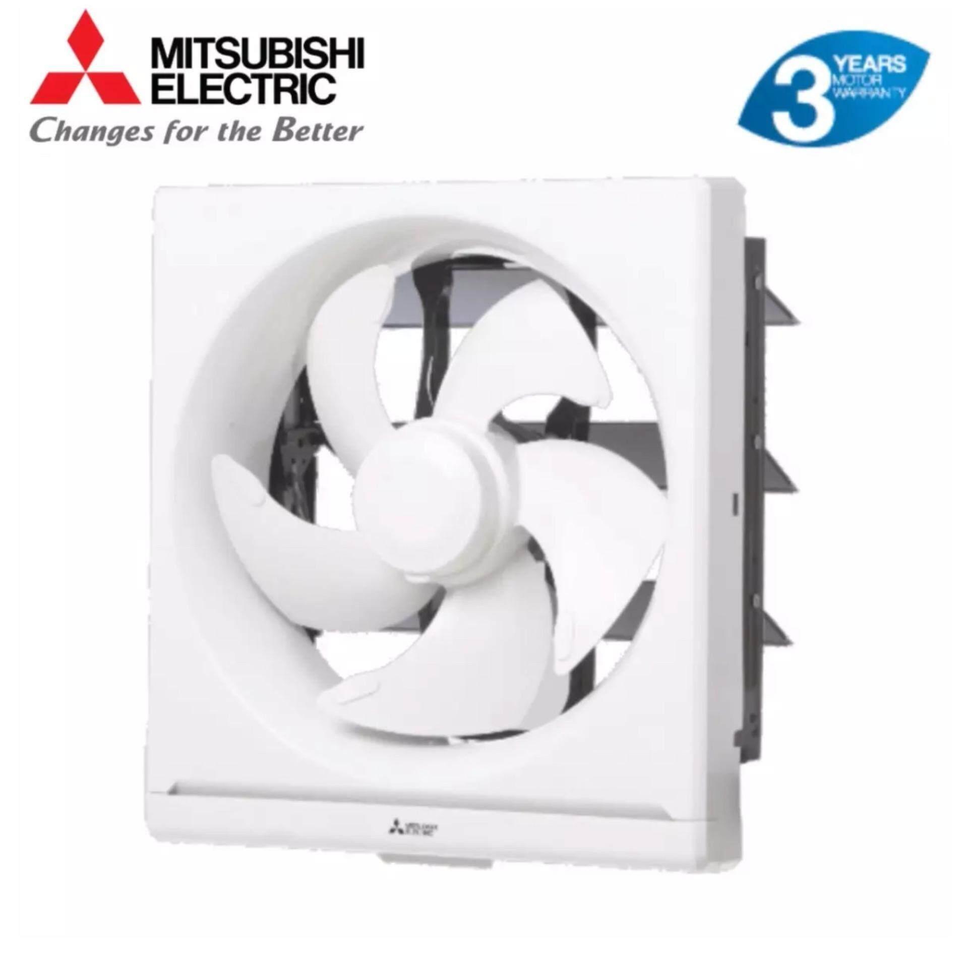Mitsubishi Ex 25shc5t 10 Wall Type Exhaust Fan