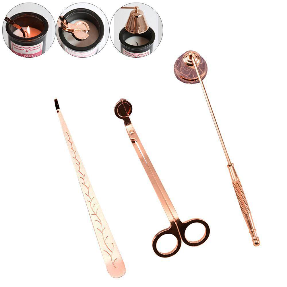 leegoal Candle Snuffer, Candle Wick Trimmer Wick Dipper Candle Accessories - intl