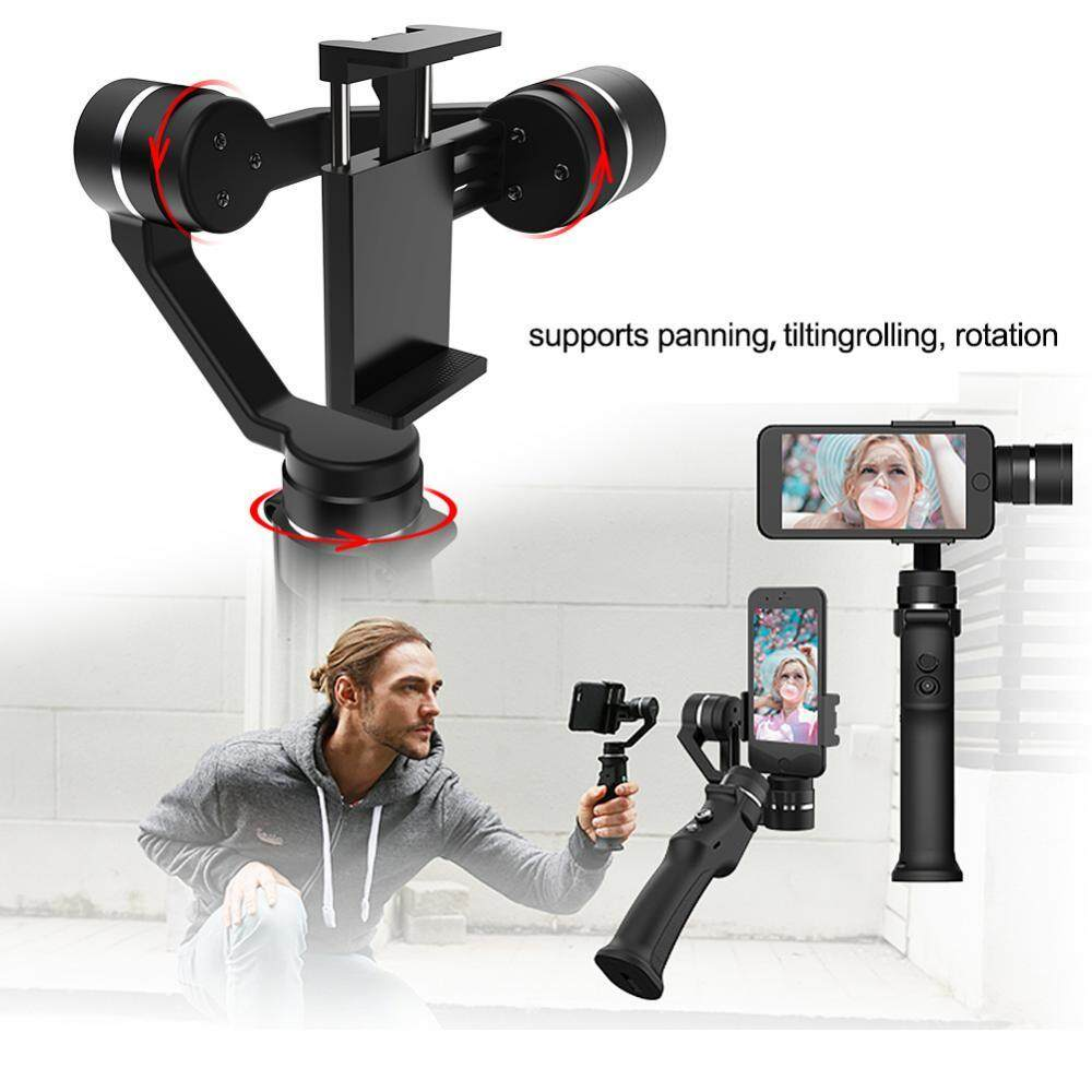 Cek Harga Feiyu Spg 3 Axis Stabilizer Handheld Smart Phone Gimbal Steady For Smartphones Axle Mobile Camera Photography Accessory