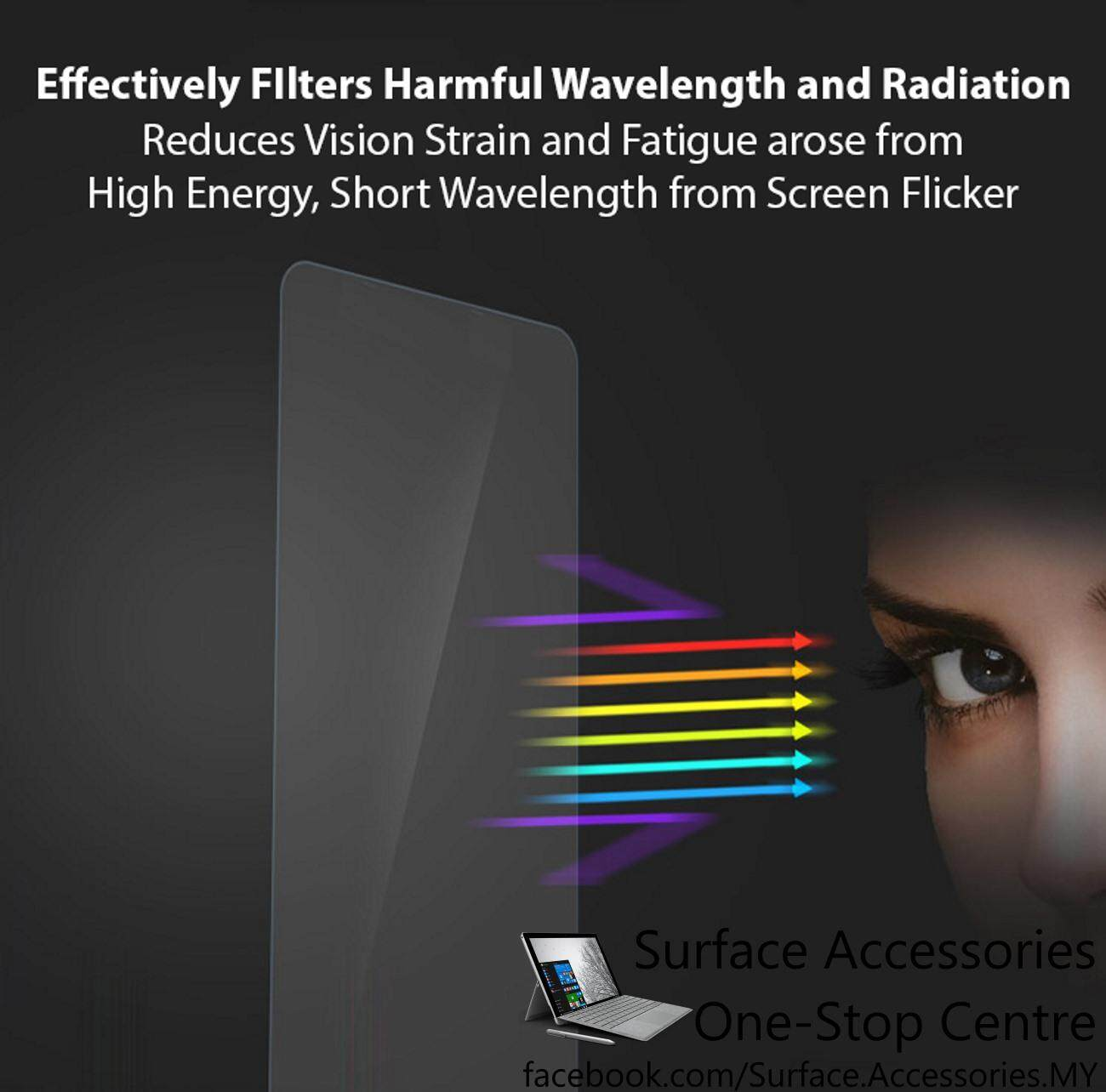 [MALAYSIA] Joi 10 FLIP Screen Protector Joi 10 FLIP 10.1 4H Surface Hardness Anti Shatter Film