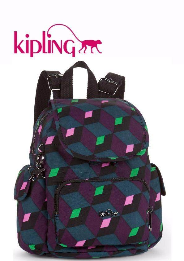 KIPLING City Pack Mini Bold Mirage - Small Backpack  Ladies Casual Sport  Travel Everyday Lightweight e9698391da