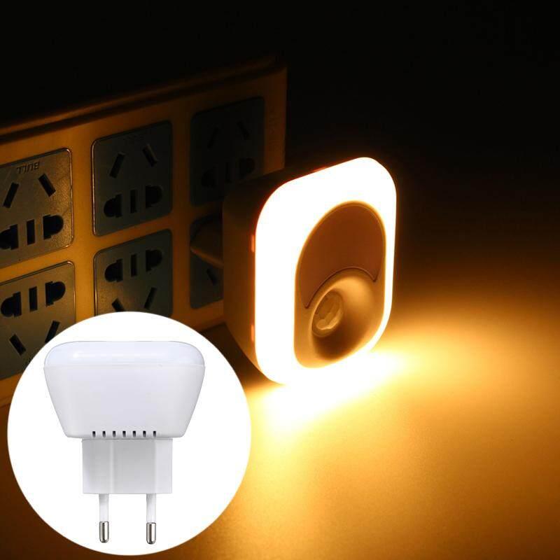5PCS 2in1 2W PIR Bewegungssensor Lampe Nachtlampe LED Nachtlicht Deckenlampe 6500K Warm White