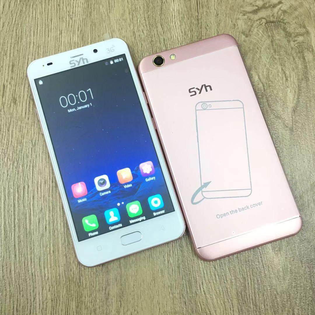 SYH YOUNG Y55 3G Dual-Sim 1+8GB Android Phone(Ready Stock)