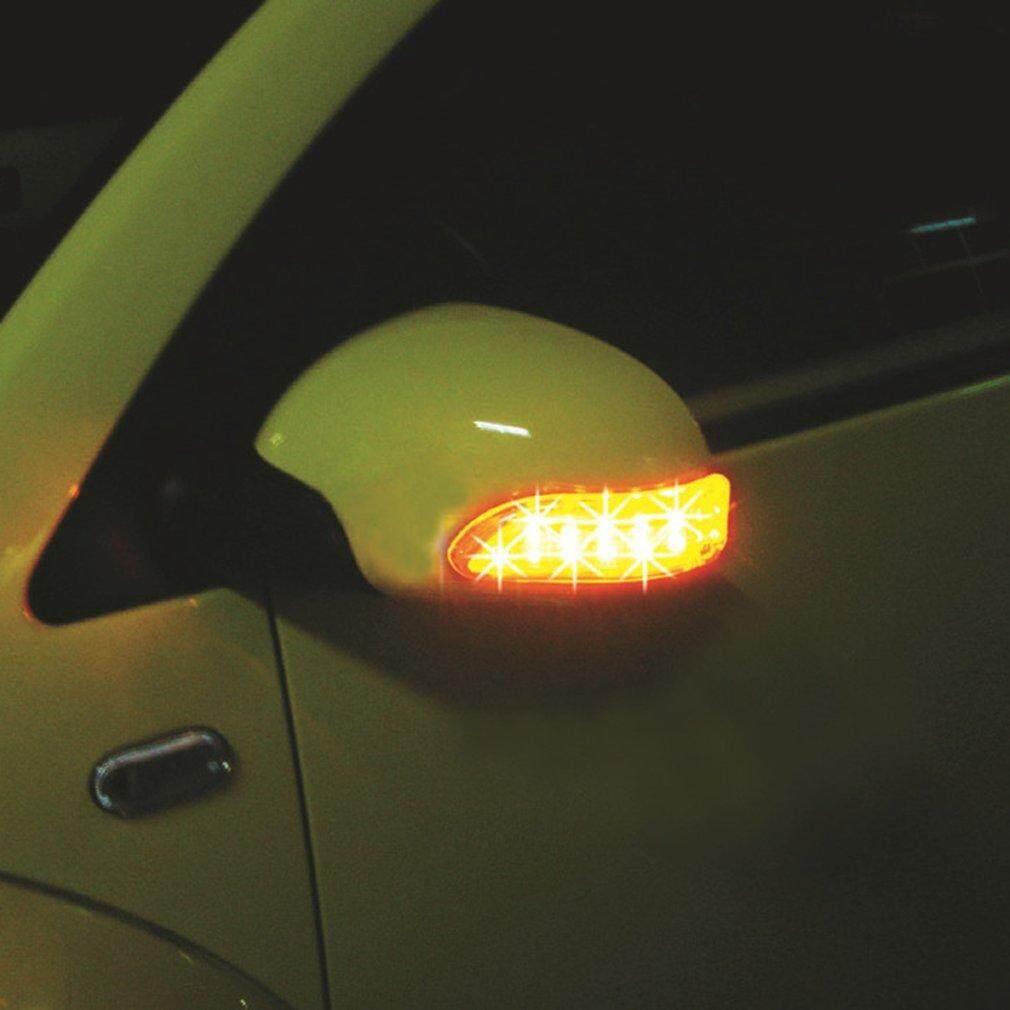 Ge 2 Pcs Universal Mobil Otomatis Spion Ringan 13 LED Belok Sinyal Lampu DC12V-Internasional