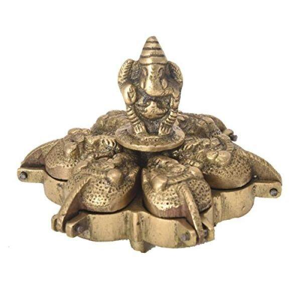 Bharat Haat Kompartemen Kankavati dengan Patung Ganesha-Internasional