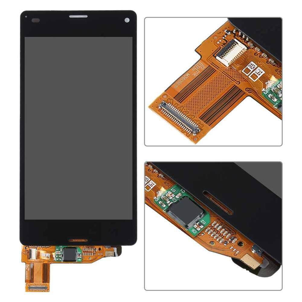 ... Brisky High Quality A+ LCD Display Touch Screen For Sony Xperia Z3 Compact Z3 Mini D5803 ...