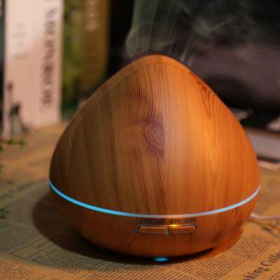 Benice A350 Ultrasonic Aroma Diffuser Air Humidifier (BURLYWOOD)