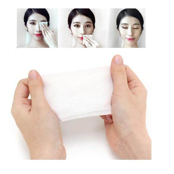 Makeup Remover Aloe Cleansing Tissues 120pcs