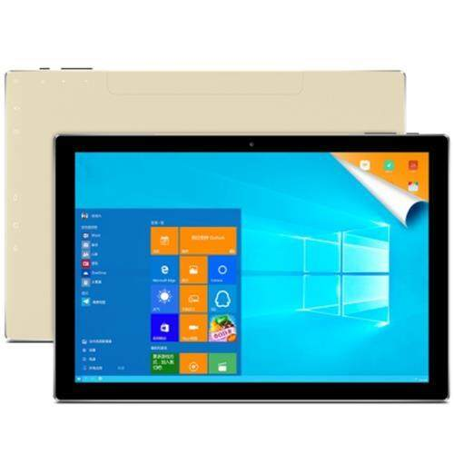 TECLAST TBOOK 10 S 2 IN 1 TABLET PC 10.1 INCH WINDOWS 10 + ANDROID 5.1 IPS SCREEN INTEL CHERRY TRAIL X5 Z8350 64BIT QUAD CORE 1.44GHZ 4GB RAM 64GB ROM BLUETOOTH 4.0 (CHAMPAGNE GOLD)