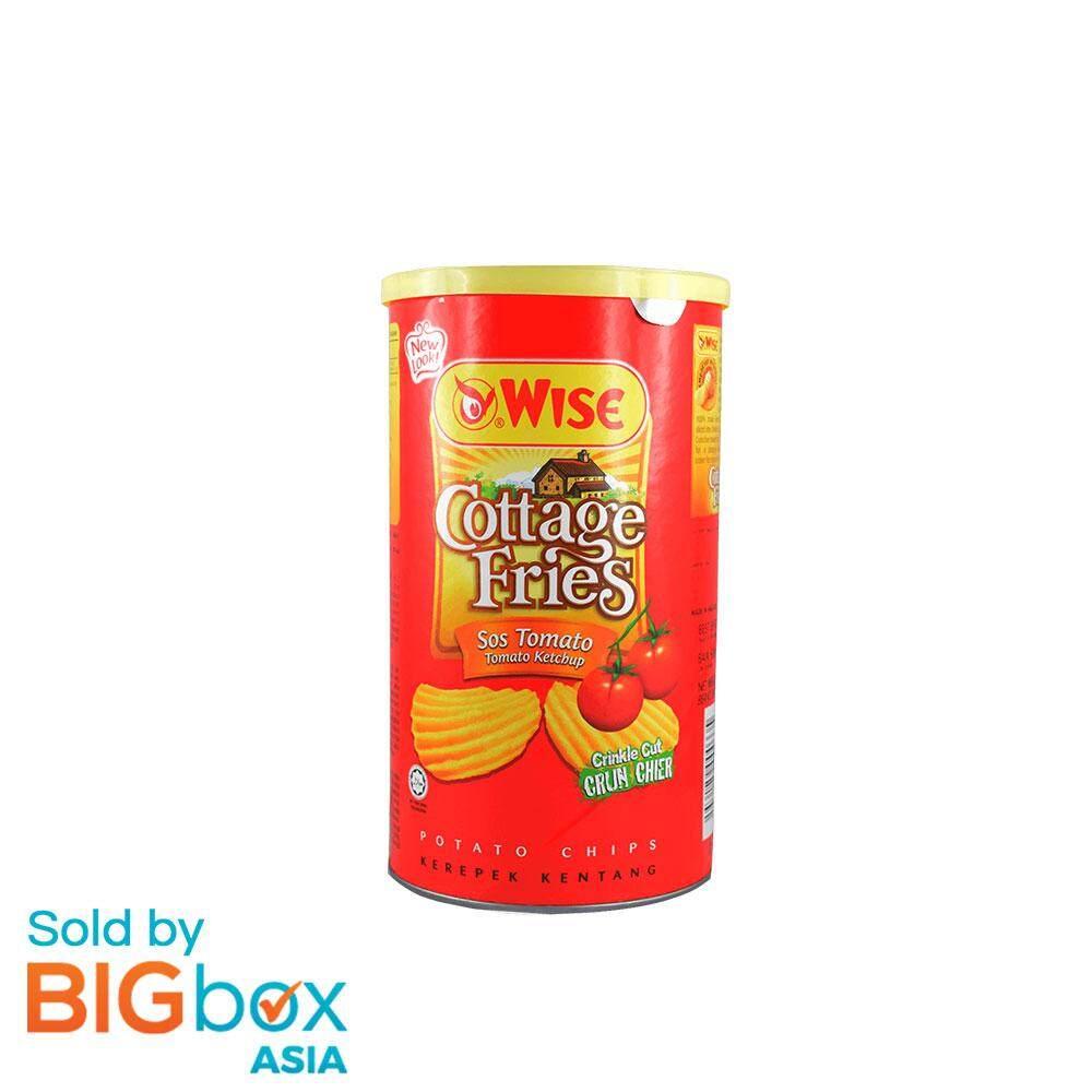 Wise Cottage Fries Potato 90g - Tomato Ketchup