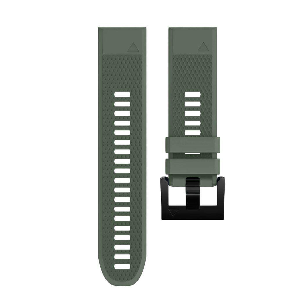 Replacement Silicagel Quick Install Band Strap For Garmin Fenix 5 GPS Watch AG honioer - intl - 5