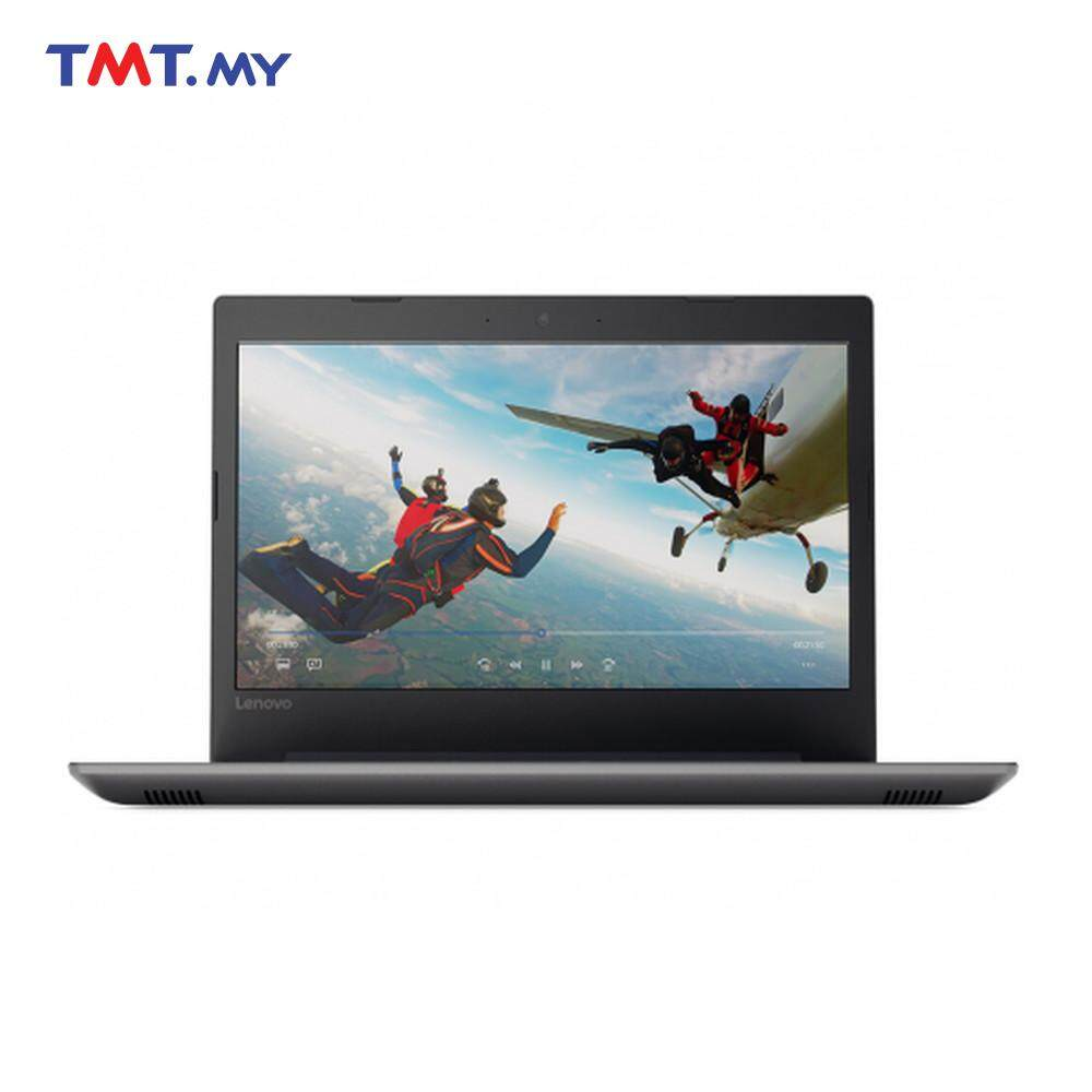 Lenovo IdeaPad 320-14AST 80XU000MMJ Laptop | AMD A4 | 4GB | 500GB | Radeon R3 Graphic Integrated | 14 - Black Malaysia