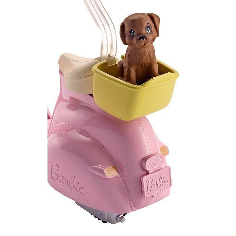 [BARBIE] Barbie Scooter (3 yrs+)