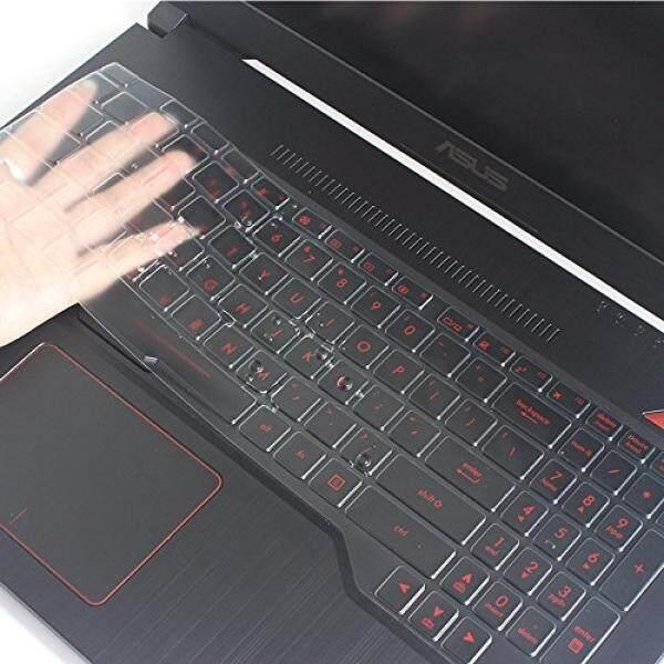 "JRCMAX Keyboard Cover, Premium Ultra Thin Keyboard Protector for ASUS FX503VD ROG STRIX GL703VD 17"" ROG GL503VD Gaming Laptop - intl"