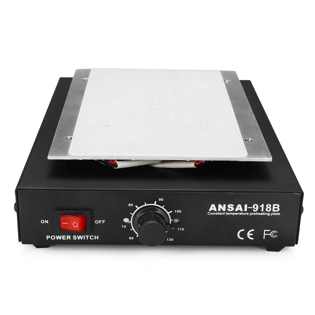 Layar LCD Separator Pemanasan Pelat Platform Kaca Penghapusan TransFlash Mikro SD 110 V US Plug-Intl