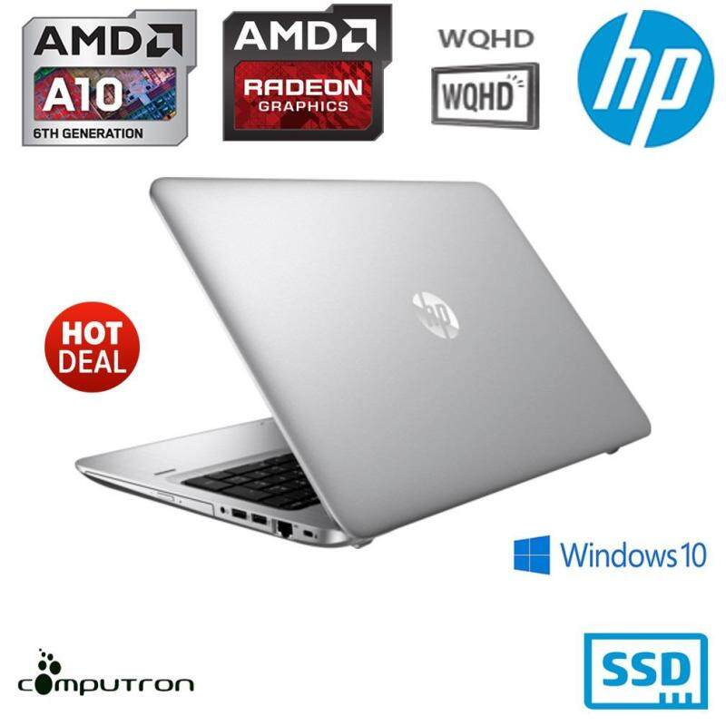 HP ELITEBOOK 745 (G3) WQHD 2K DISPLAY ULTRABOOK (8GB RAM/ SSD 256GB+1TB HDD) Malaysia