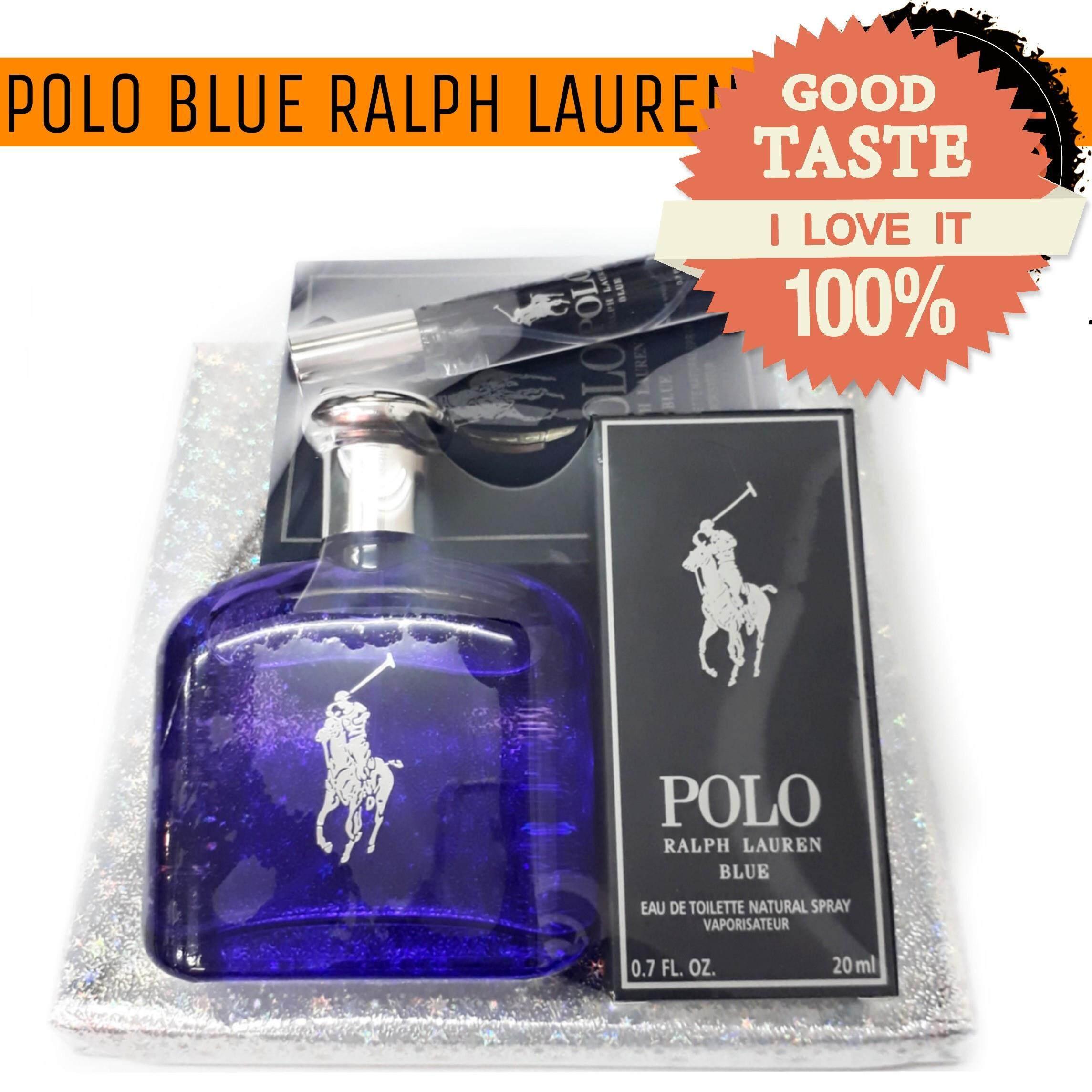 Polo Blue Perfume Gift Set
