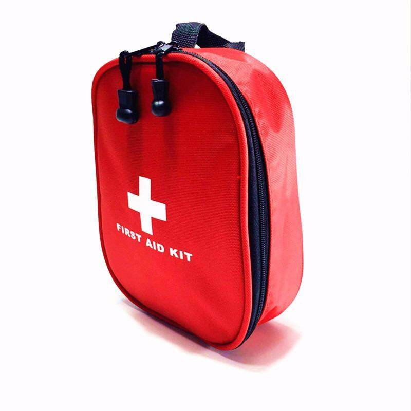 31 Pcs Medical Supplies For First Aid Kits Waterproof Oxford Travel Rescue Case Bag Medical Package - 2