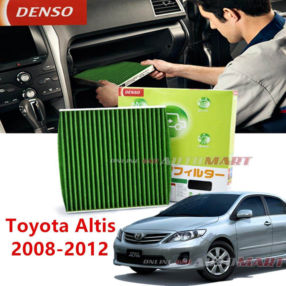 DENSO Cabin Air Filters (Air Conditioner Filter) DCC-1009 for Toyota Altis Yr 2008-2012